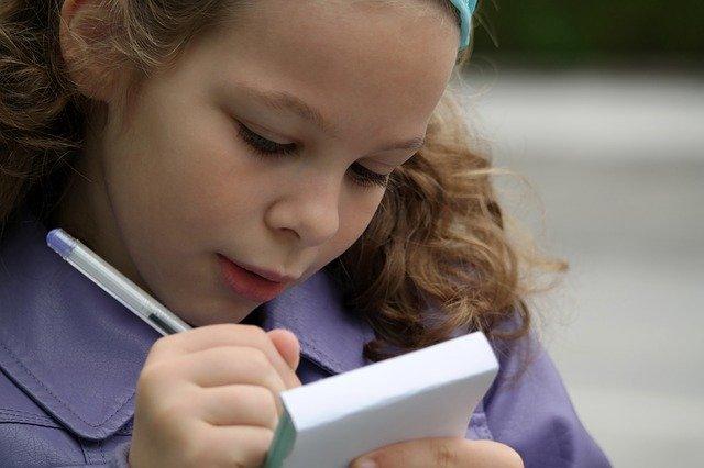 Písmo vašich dětí