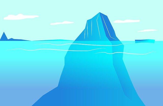 Ledovec jménem internet