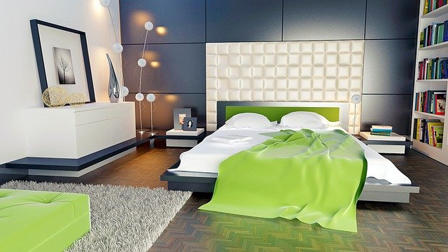 Nebojte se designovaného nábytku a místností
