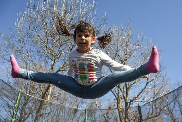 Zábavní park pro děti podporuje přirozenou hravost