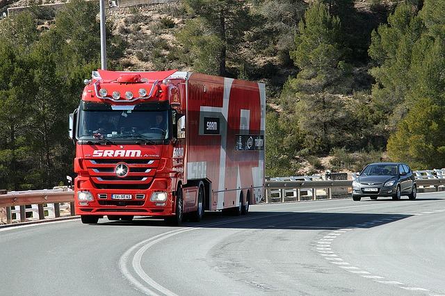 Vyřiďte si kamionovou dopravu online